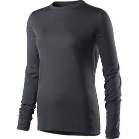 """""""Houdini W's Phantom Crew Shirt Trueblack/Trueblack"""""""